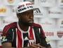 Mais dois reforços do futebol paulista começam a trabalhar no Atlético-GO