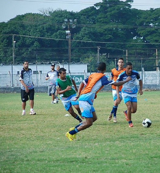 tem time (Rafael Alves / Comercial FC)