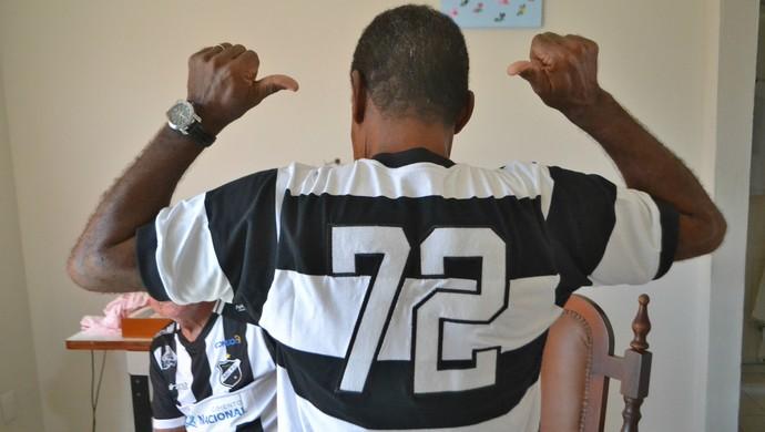 ABC - Danilo Menezes, ex-jogador (Foto: Jocaff Souza/GloboEsporte.com)