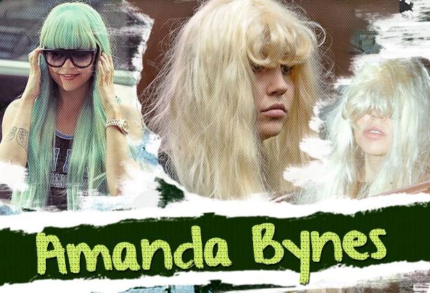 Amanda Bynes (Foto: AKM/Gsi Brasil)