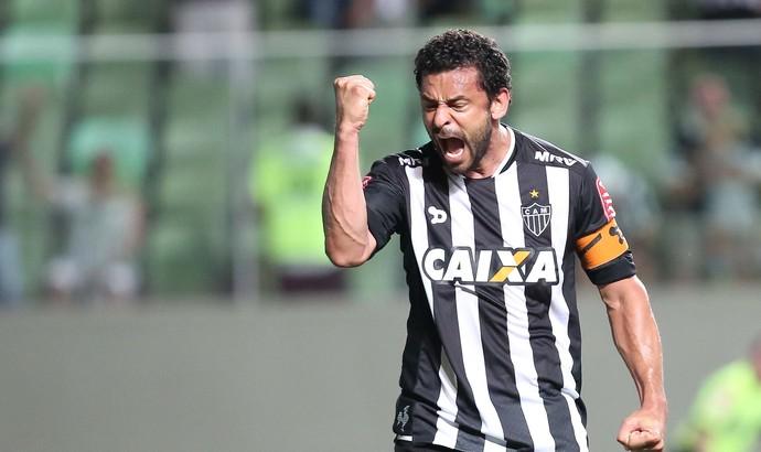 Fred gol Atlético-MG x Vitória (Foto  Futura Press) 4c2c8f47cb162