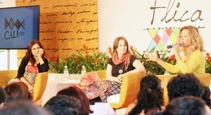 Letícia Wierzchowski e Carola Saavedra evocam: amor em debate (Agência Edgard de Souza/Gilberto Silva)