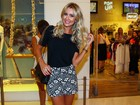 Ana Paula Siebert e Ticiane Pinheiro vão a evento de moda em São Paulo