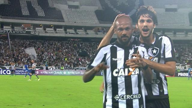 Botafogo x Ponte Preta - Campeonato Brasileiro 2017-2017 ... 99bc6e0be15fc