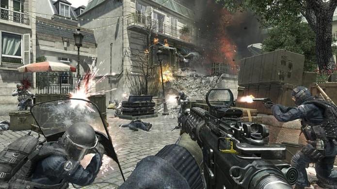 Call of Duty: Modern Warfare 3 mais em conta na Xbox Live (Foto: Divulgação/Activision)