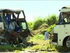 Mineiros estão entre mortos em acidente com dois ônibus em SP