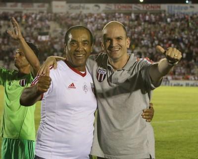 Presidente do Botafogo, Gustavo Assed (Foto: Rogério Moroti/Ag. Botafogo)