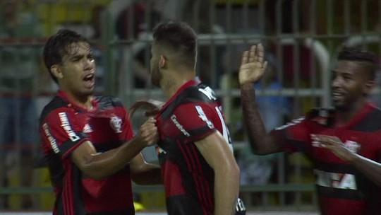 Com reservas, Fla vence o Resende com gol de Vizeu nos acréscimos