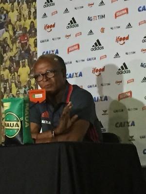 Jayme de Almeira - Flamengo (Foto: Raphael Zarko/ Globoesporte.com)