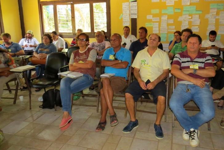 Reunião Conselho Gestor da APA e Parque