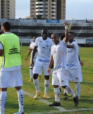 Tiago Moura atacante Comercial Matonense (Foto: Rafael Alves / Comercial FC)
