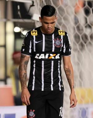 Luciano Santos x Corinthians (Foto: Rodrigo Gazzanel/Futura Press/Estadão Conteúdo)