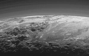 Espaço | New Horizons manda seus últimos dados de Plutão