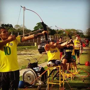Arcor e flecha; AAEPED (Foto: Divulgação/AAEPED)