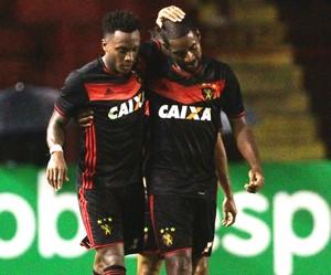 Sport x Chapecoense  (Foto: Marlon Costa (Pernambuco Press))