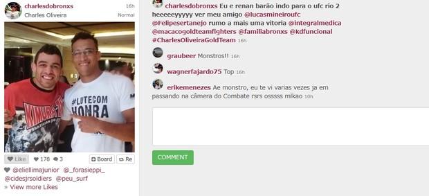 Charles do Bronx UFC Rio
