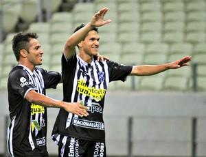 Assisinho e Magno Alves, atacantes do Ceará (Foto: Divulgação/Cearasc.com)