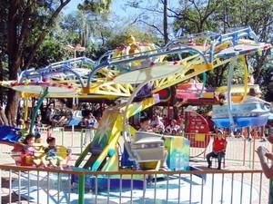 Mutirama muda horário de funcionamento ao público, em Goiânia (Foto: Anderson Costa/ Mutirama)