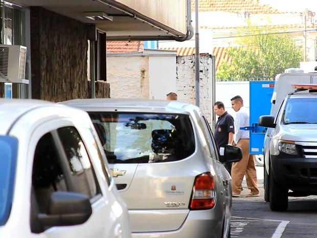 Dupla acusada de espancar guardador de carros é julgada em Rio Claro (Foto:  Samuel Pancher/O Jornal)