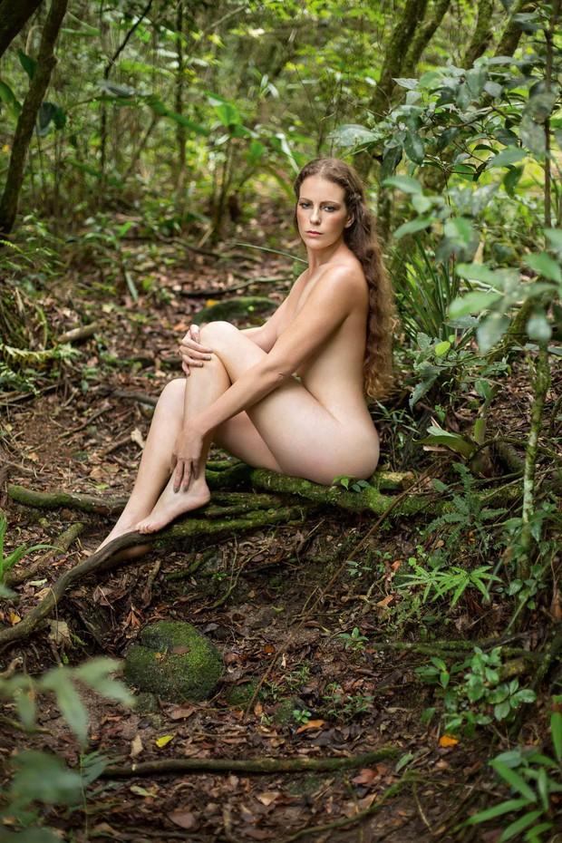 Ana Paula Maciel para Playboy (Foto: André Sanseveriano/Playboy)