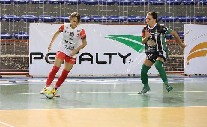 Estrela do Norte-AM perde na estreia da Taça Brasil de Futsal Feminino 1655e202901cf