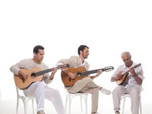 Trio Madeira Brasil (Foto: Divulgação/Facebook/Página do grupo)