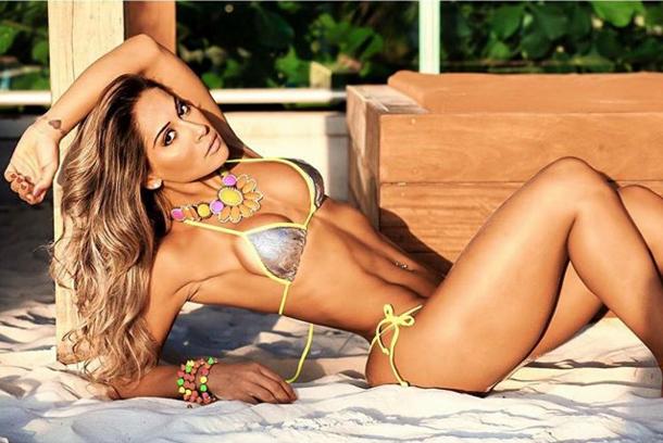 Mayra Cardi (Foto: Reprodução/ Instagram)