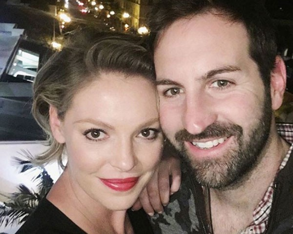 Katherine Heigl e Josh Kelley (Foto: Instagram)