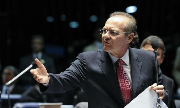 Renan propõe correção do IR variável de acordo com a renda