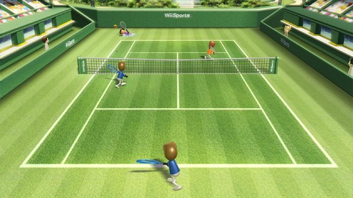 Wii Sports permitiu que novos jogadores descobrissem a diversão dos games (Foto: Reprodução/Pixelkin)