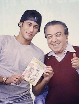 Neymar Maurício de Sousa Instagram (Foto: Reprodução / Instagram)