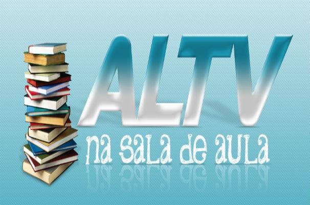 ALTV na Sala de Aula (Foto: Divulgação/TV Gazeta)