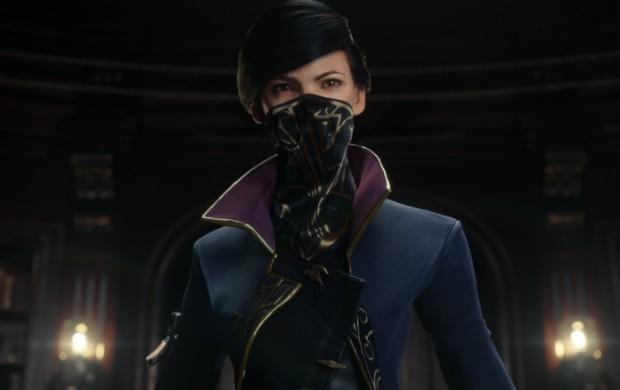 Emily Kaldwin, a protagonista de 'Dishonored 2' (Foto: Divulgação/Bethesda)
