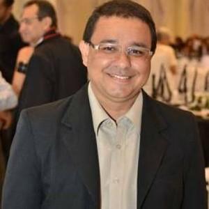 Ademir Cruz Bibi Presidente União Barbarense Leão da Treze (Foto: Arquivo Pessoal)