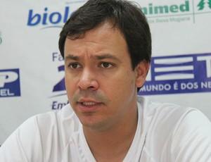Dado Cavalcanti, treinador do Mogi Mirim (Foto: Geraldo Bertanha/Divulgação/MMEC)