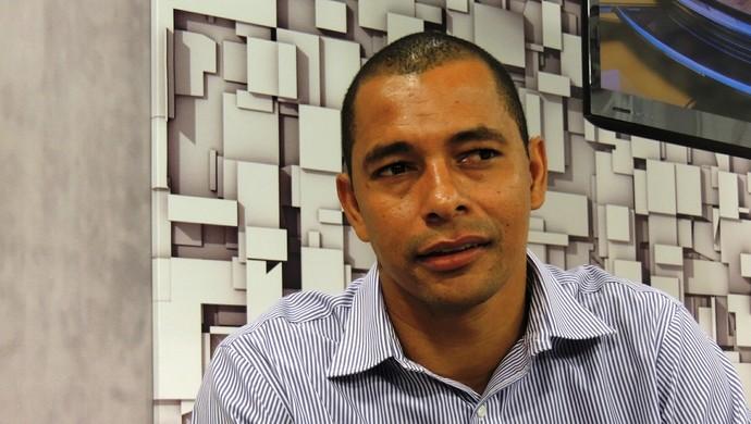 Gilberto Silva (Foto: Renan Koerich)