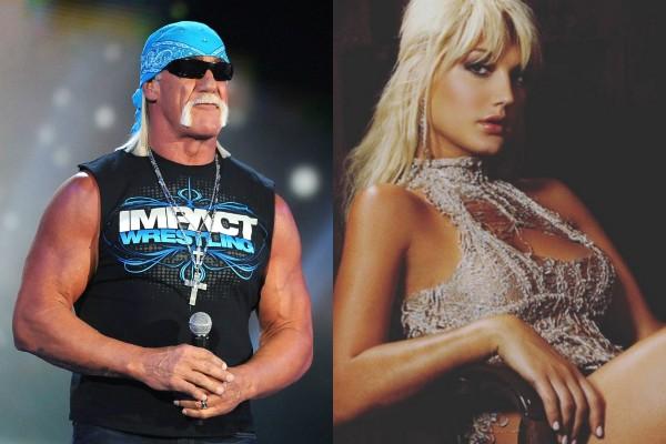 Hulk Hogan e Brooke Ellen Bollea  (Foto: Getty Images/Reprodução Instagram)