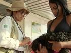 Campanha de vacinação contra a raiva começa na área rural do DF