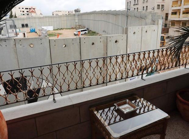 Hotel Walled Off - Banksy - muro Palestina (Foto: Reprodução)
