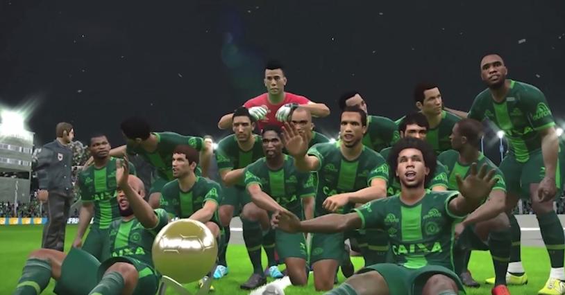 BLOG: Torcedor simula finais da Sul-Americana no videogame, e Chape leva a taça