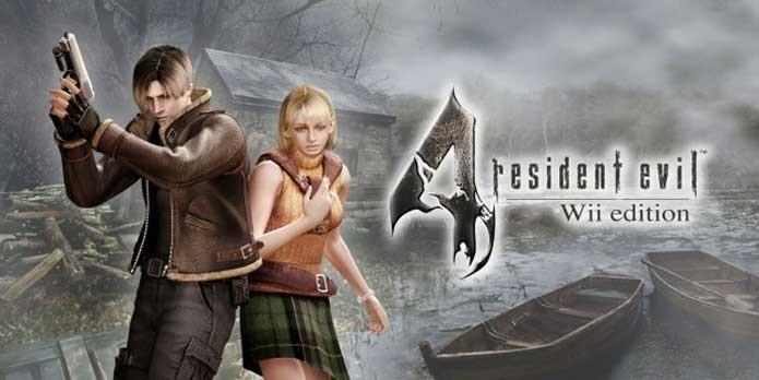 Resident Evil 4 teve versões relançadas em pelo menos 10 aparelhos (Foto: Divulgação/Capcom)