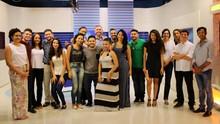 TV Clube recebe estudantes do curso de Comunicação da UESPI  (Katylenin França/TV Clube)
