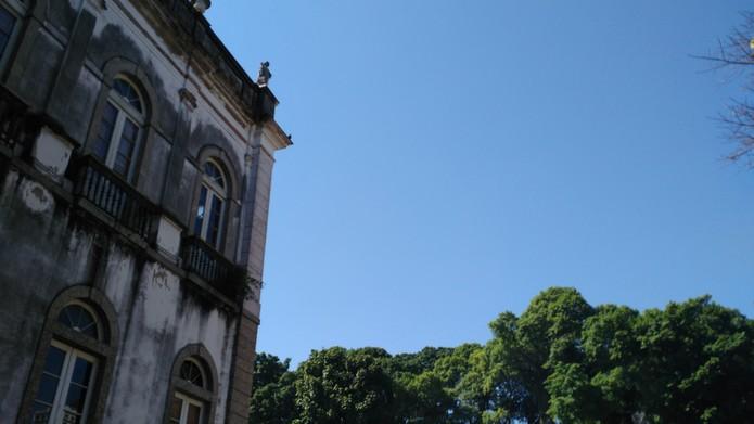 Foto clicada com câmera traseira do Idol 3 (Foto: Reprodução/Caio Bersot)