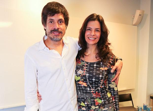Helena Ranaldi e Daniel Alvim (Foto: Deividi Correa/AgNews)