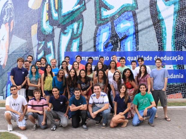 Alunos desenvolvem projeto que amplia acesso às informações públicas (Foto: Divulgação/ Tela Cidadã 2.0)