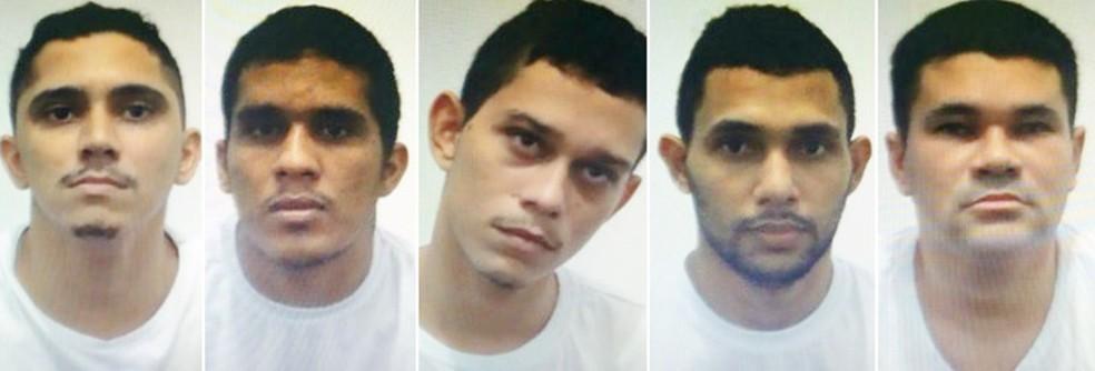 Cinco presos são indiciados por morte de detendo dentro de CDP em Natal (Foto: Divulgação/Polícia Civil )