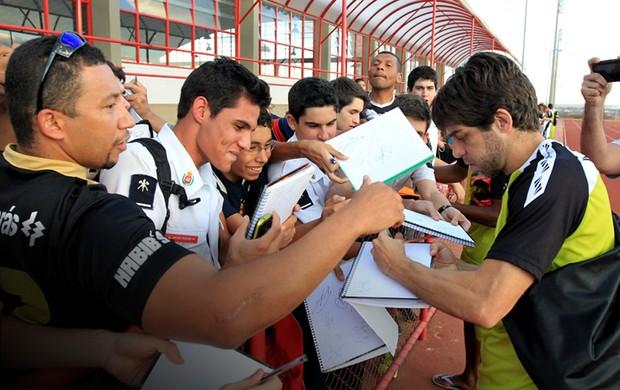 Juninho treino Vasco (Foto: Marcelo Sadio / Flickr do Vasco)
