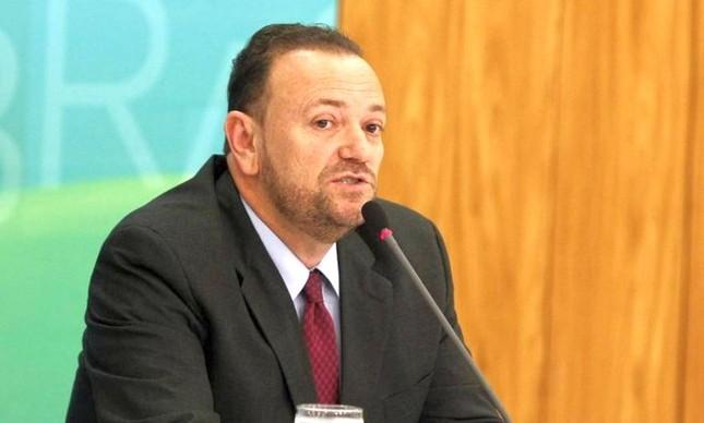 O ministro da Comunicação Social, Edinho Silva. (Foto: Givaldo Barbosa / Arquivo O Globo)