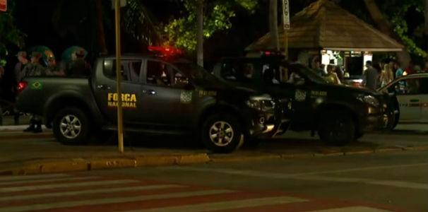 Violência  (Foto: Reprodução/ Rede Globo)