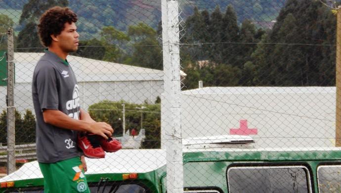 Camilo Chapecoense (Foto: Laion Espíndula)